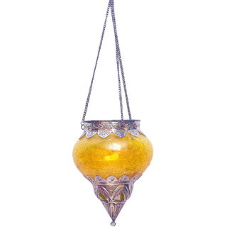 Candle holder hanging
