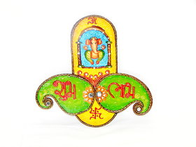 Ganesh with Shubh Labh