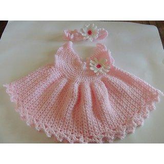 c08085b38 Buy Baby Handmade Frock Woolen Online   ₹450 from ShopClues