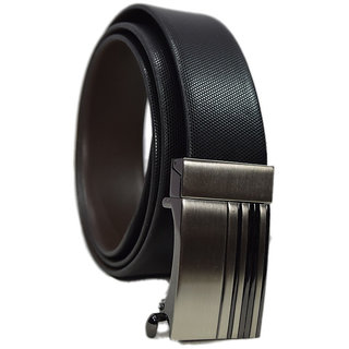 Moochies Genuine Leather Belt  Black