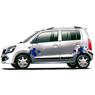 WAGON R Wagonr Special Limited New Latest SIDE STICKERGRAPHICS - Graphics for the side of a car