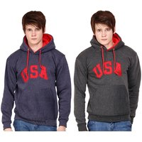 Men Sweatshirts Pack of 2