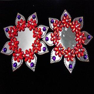 Handicraft Designer Rangoli-Diya Holder