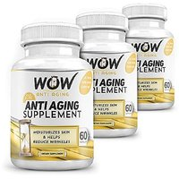 Wow Anti-Aging (Pack Of 3)