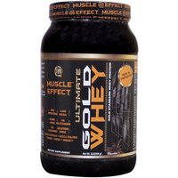Muscle Effect Whey Gold 2 LB Chocolate