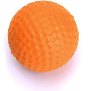Pu Golf Ball Golf Training Soft Foam Balls Practice Ball - Orange