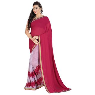 Royal Choice Fashion Georgette saree