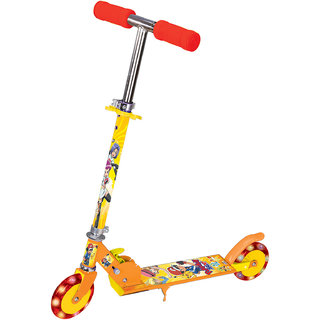 Pokemon 2 Wheel Scooter With Lights
