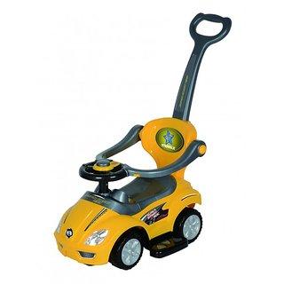 Super Smart Ride - Yellow