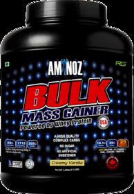 Aminoz Bulk Mass Gainer 3.3Lbs Vanilla