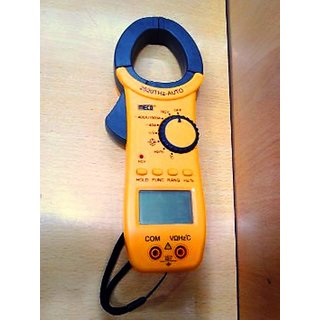 MECO 2520THz Auto 1000A AC Auto/ Manual Ranging 3 Digit 4000 Counts Clampmeter