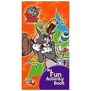 My Fun Activity Book