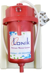 Lonik Instant water geyser portable water heater LTPL9050 - RED