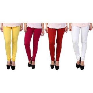 Stylobby Woolen Leggings Pack Of 4 YPMW