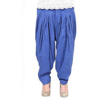 Blue Patiyala Salwar