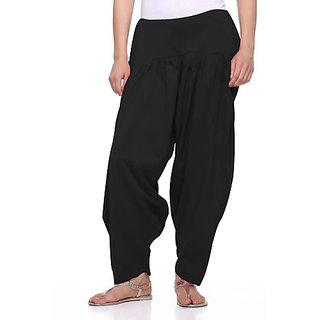 BrandTrendz Black Woolen Salwar