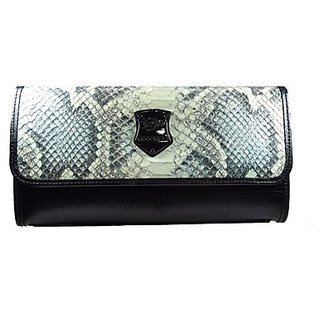 Moochies Ladies Wallet Clutches Black (emzmocwwG7black)