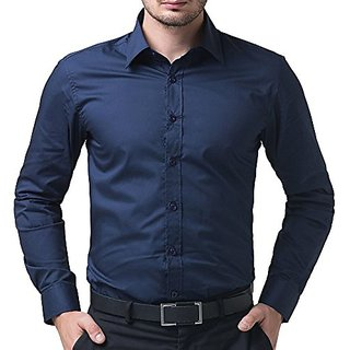Mens 100 Cotton Casual Shirt