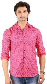 Wajbee Mens Casual Shirt
