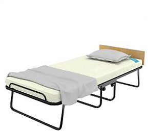 Easy Folding Bed with Foam Mattress- By Camabeds