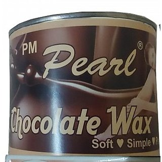 Choclate body wax 600gms for Hair removal