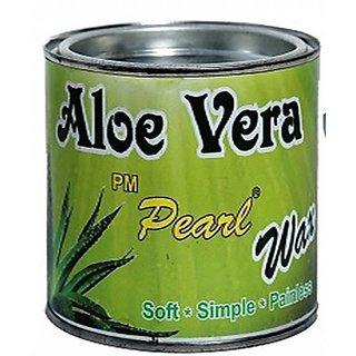Aloe vera Hot body Wax 600gm for Hair Removal