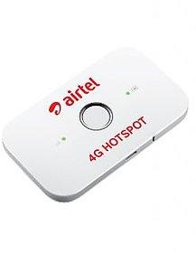 Airtel 4G Jio 4G Wifi Hotspot Latest (2g/3g/4g All Network) (Usb Wired+Wifi)(AIRCEL/VODAFONE/AIRTEL/JIO/IDEABSNL 4G,3G,