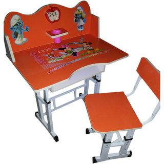 Florian kids study table chair set: Buy Florian kids study table ...