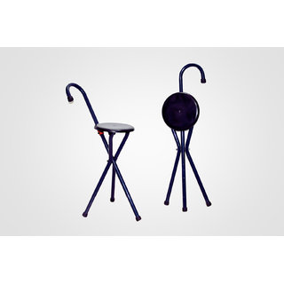 Unique Walking Stick Cum Chair