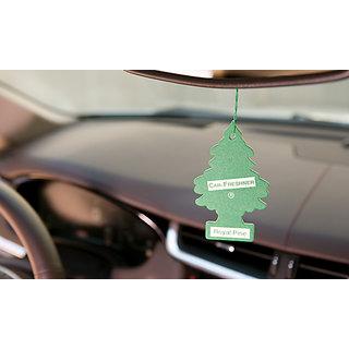 Designer Car Hanging Perfume - Rose Fragrance Last for 60 days -Assorted Design
