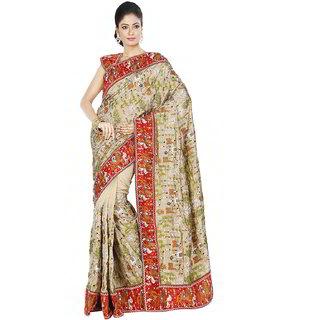 Da Facioun Wedding Indian Ethnic Saree Formal Women Party Bridal