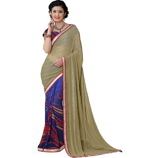 Da Facioun Bridal Women Indian Wedding Formal Ethnic Saree Party