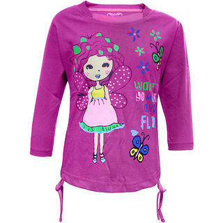 Kothari Girls Dezire Full Sleeve Tops