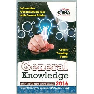 General Knowledge 2016 (English)(Paperback)