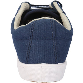3b9f4a594474 Buy Unistar Casual Canvas Shoes Shoes; 5002-Blu-9 Online - Get 14% Off