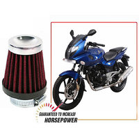 Capeshoppers Hp High Performance Bike Air Filter For Bajaj Pulsar 200Cc Double Seater