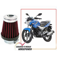 Capeshoppers Hp High Performance Bike Air Filter For Bajaj Discover 125 New