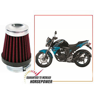 Capeshoppers Hp High Performance Bike Air Filter For Yamaha Fzs Fi