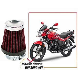 Capeshoppers Hp High Performance Bike Air Filter For Hero Motocorp