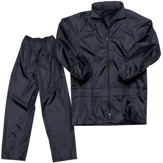 Capeshoppers Bike/Scooter 100 Water Proof Rain Suit With Hood