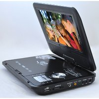 7.8 Inches Portable DVD Player With USB and SD Card