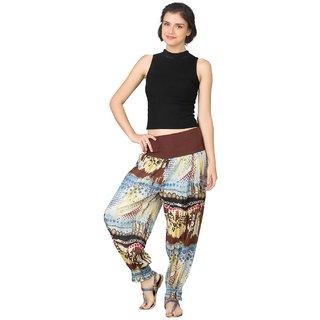 True Fashion Paint Printed Cotton Womens Salwar
