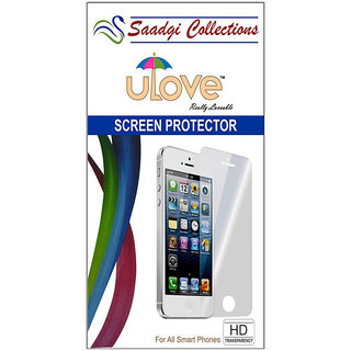 Unbreakable   Scratch Less Tempered Glass For Samsung 7106 (Pack 1)