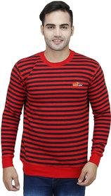 PRO Lapes Mens Stripped Sweatshirt
