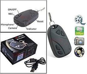 Keychain Spy Cam Camera Video Audio Hidden Recording