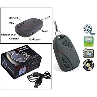 Onsgroup Keychain Spy Cam Camera Video Audio Hidden Recording