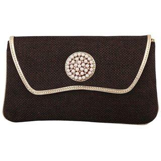 Ethnic Designer Jute  Sling bag