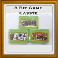 New 8 Bit Cartridge TV Video Game Cartridge / Cassettes