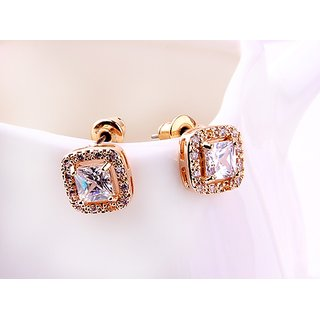 Buy Artificial Diamond Stud Earrings Online Get 0 Off