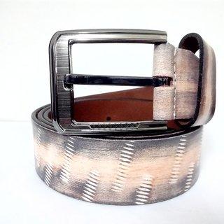 Tesseract Men Casual Leather Belt